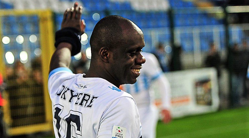 Gullit Asante Okyere è il nuovo attaccante della Virtus CiseranoBergamo