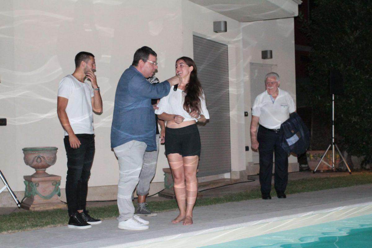 La presentazione della Prima squadra Virtus CiseranoBergamo a Villa Foglieni