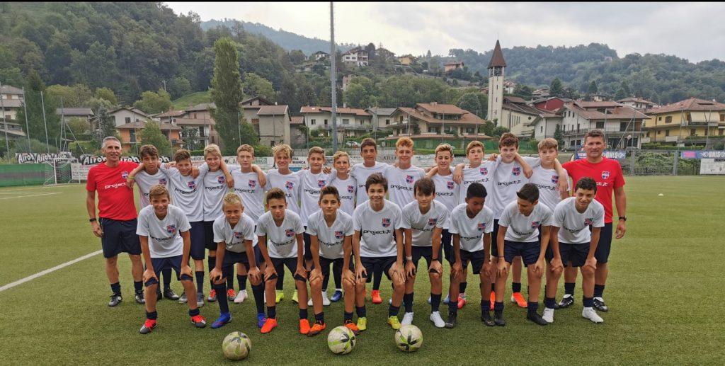 Under 14 Virtus CiseranoBergamo già al lavoro per il Trofeo Quarenghi, a San Pellegrino dal 22 al 25 agosto