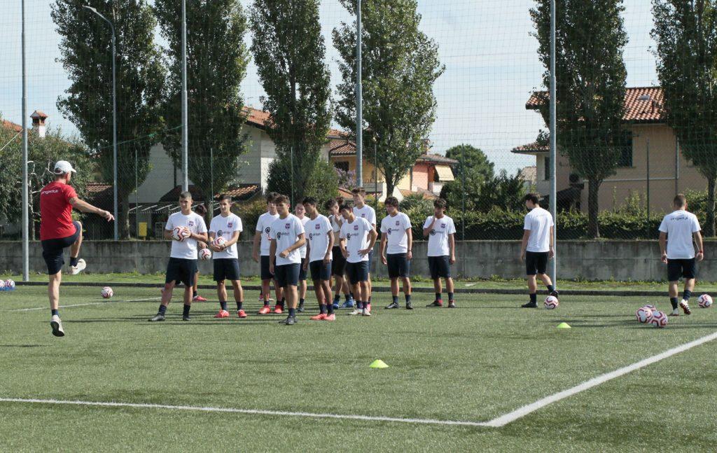 Iniziata a Cologno al Serio la stagione della Juniores Nazionale Virtus CiseranoBergamo. Derby alla 1° contro il Villa Valle