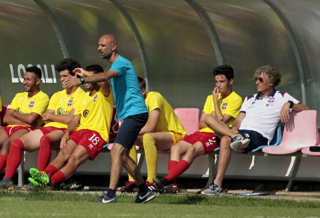 VIDEO- Successo nel test d'allenamento contro il Fiorenzuola (3-2). A segno Meregalli, Espinal e Perico