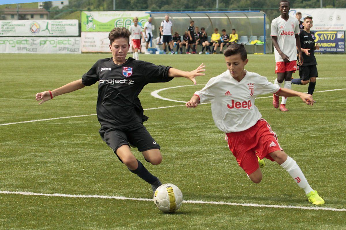 L'Under 14 Virtus CiseranoBergamo impegnata contro la Juventus e l'Helsinki al Trofeo Quarenghi