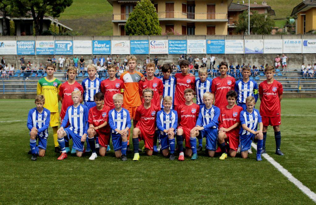 Under 14 Virtus Ciserano chiude la Coppa Quarenghi al 13esimo posto battendo l'AlbinoLeffe (1-0)