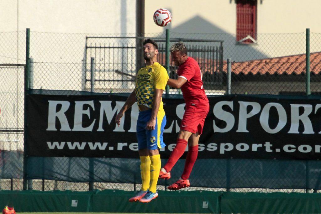 VIDEO- Virtus CiseranoBergamo battuta all'esordio. Ora testa alla prima di campionato contro il Caravaggio