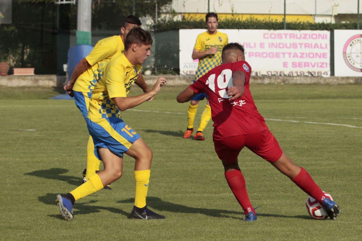 Virtus CiseranoBergamo – Brusaporto (0-1): le immagini del match di Coppa Italia