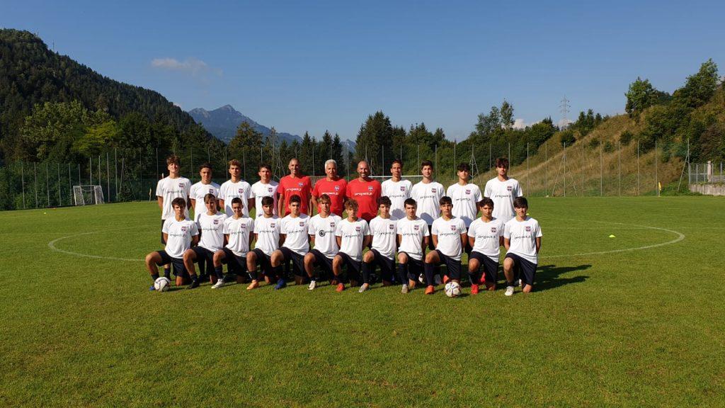 I calendari ufficiali delle categorie Allievi Under 17 Elite, Allievi Under 16, Giovanissimi Under 15 Elite Virtus Ciserano Bergamo