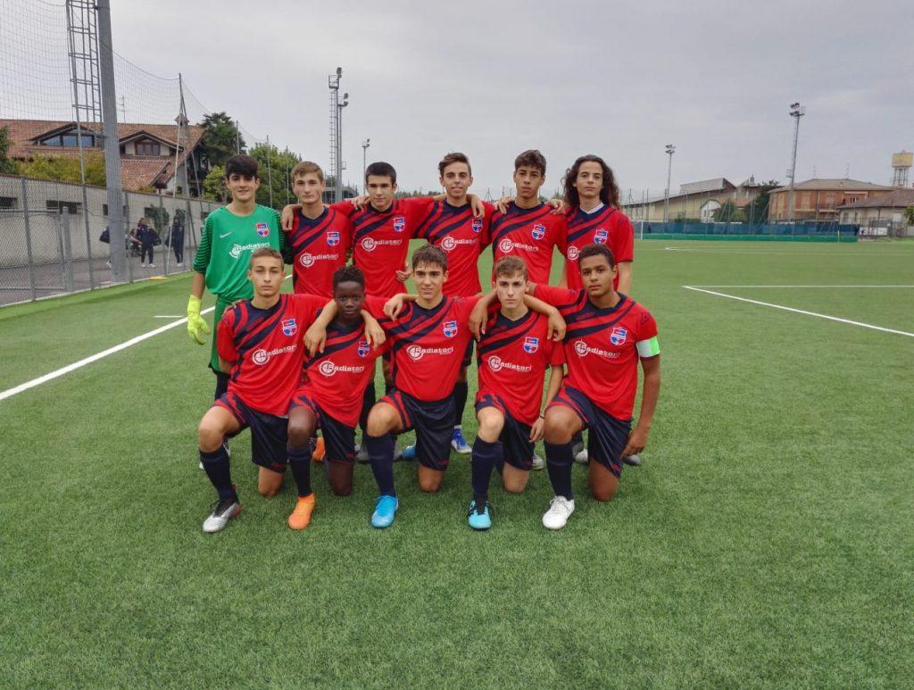 I risultati del settore giovanile Virtus CiseranoBergamo nel week end del 21-22 settembre: Under 16 e Under 15 Elite a punteggio pieno