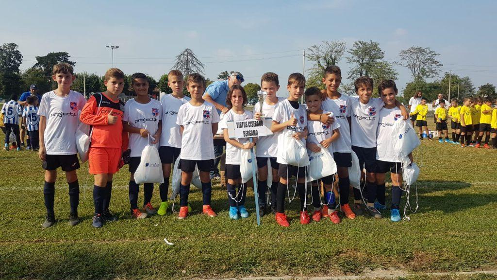 I risultati del settore giovanile Virtus CiseranoBergamo nel week end del 14-15 settembre