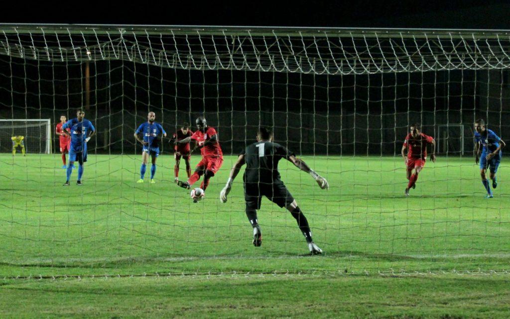 PHOTOGALLERY e VIDEO- Virtus CiseranoBergamo domina, ma viene beffata nel finale. Finisce in parità (1-1) a Ponte San Pietro