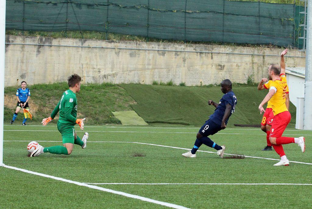VIDEO E PHOTOGALLERY – Virtus CiseranoBergamo torna al successo: battuto il Villa Valle, decisivo Okyere Gullit