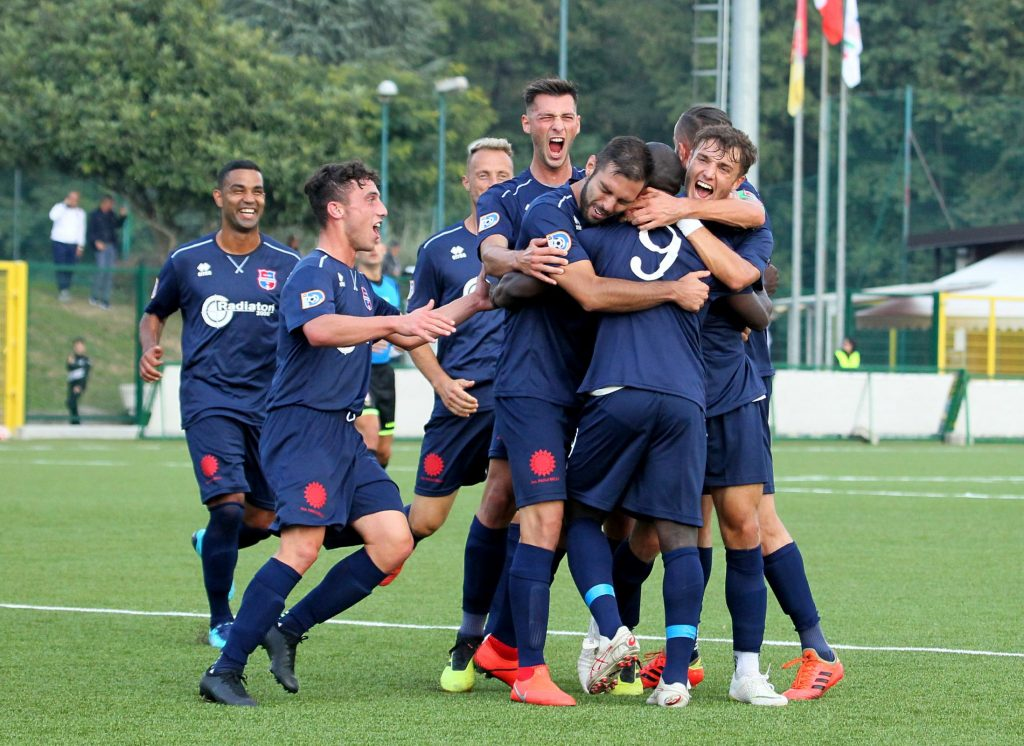 Big match al Rossoni di Ciserano: è tempo di derby, arriva il Villa d'Almè. Virtus Ciserano Bergamo a caccia del successo