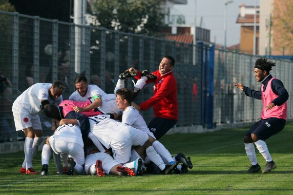 Virtus Ciserano Bergamo – Seregno 3-2: le immagini del match