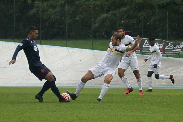 Arconatese-Virtus Ciserano Bergamo (1-1): le immagini del match