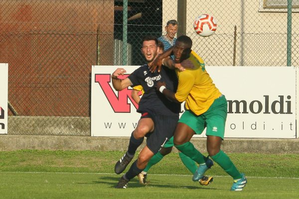 Virtus Ciserano Bergamo – Dro Alto Garda: le immagini del match