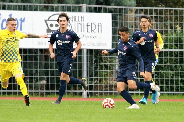 Brusaporto-Virtus Ciserano Bergamo (0-1): le immagini del match