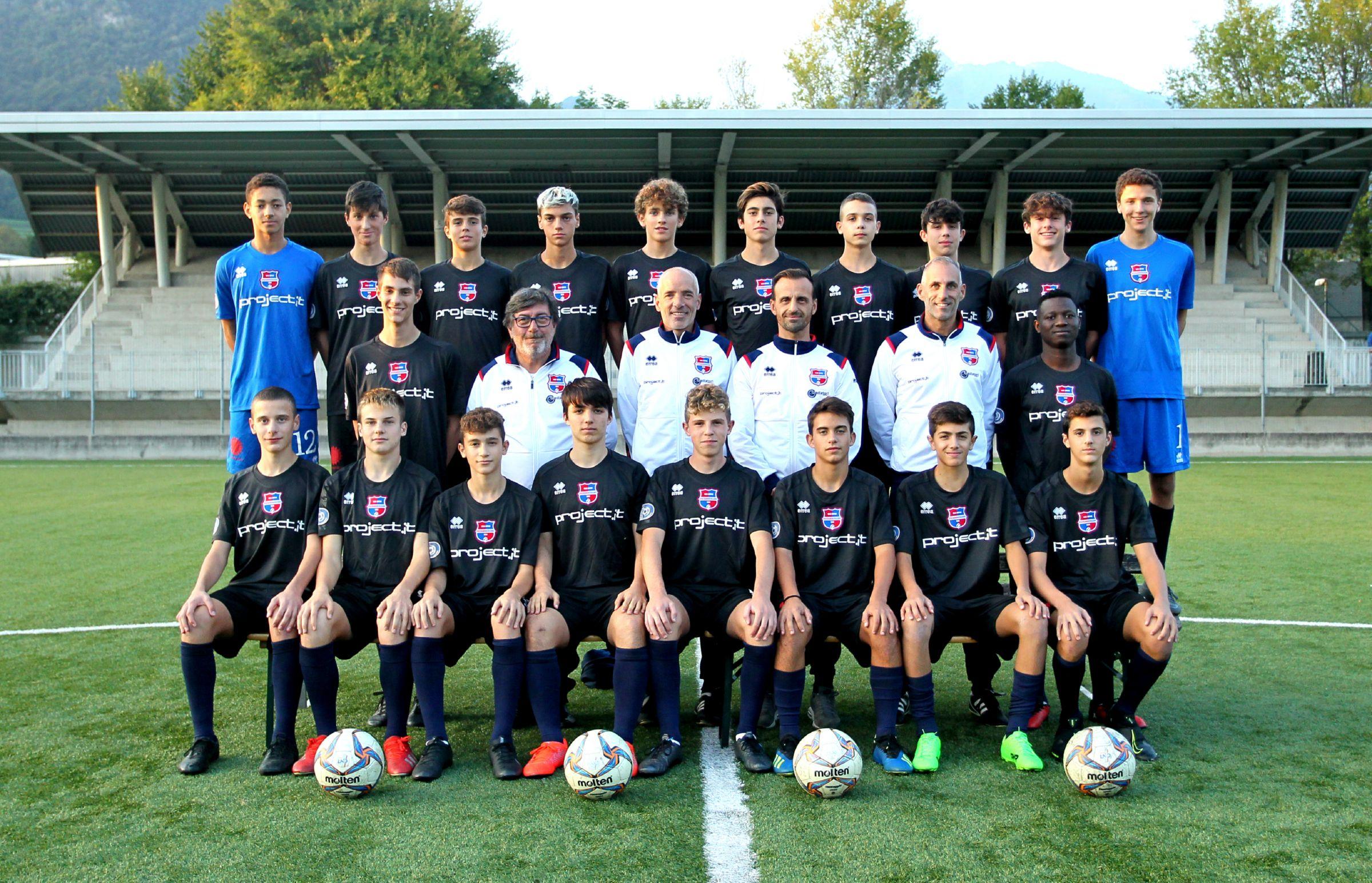 Migliori squadre giovanili 2019: nella classifica di Tuttocampo Under 16 e Under 15 Elite Virtus Ciserano Bergamo tra le migliori d'Italia