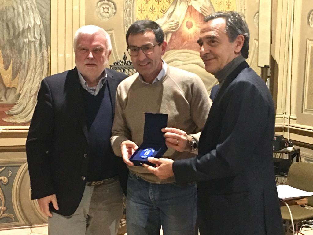 Virtus Ciserano Bergamo premiata come Scuola calcio riconosciuta