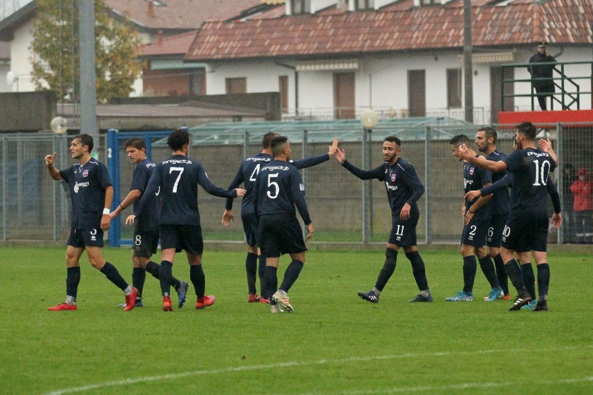 Virtus Ciserano Bergamo – Virtus Bolzano 2-2: le immagini del match