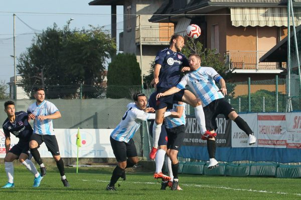 Virtus CiseranoBergamo – Tritium (0-1): Le immagini del match