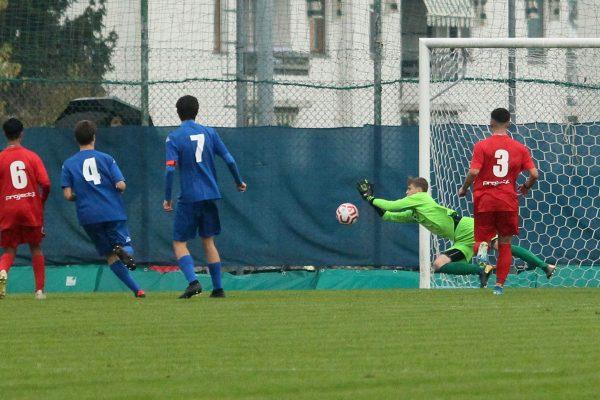 Juniores Nazionale: Virtus Ciserano Bergamo-Ponte San Pietro (0-1)