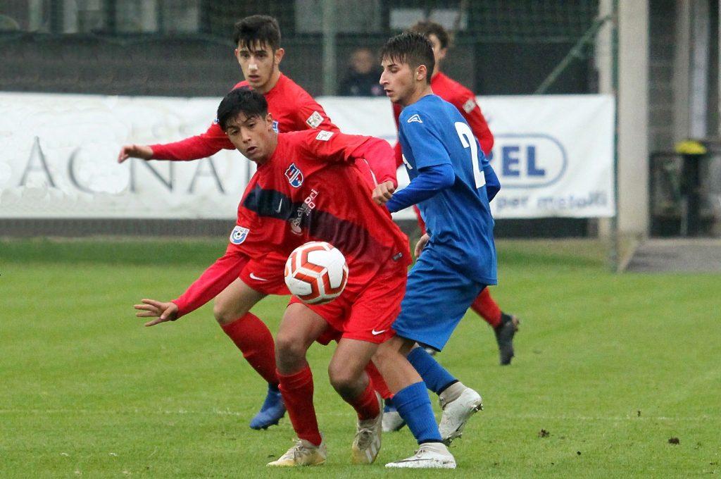 I risultati del settore giovanile Virtus Ciserano Bergamo del 16-17 novembre: ko interno per la Juniores Nazionale