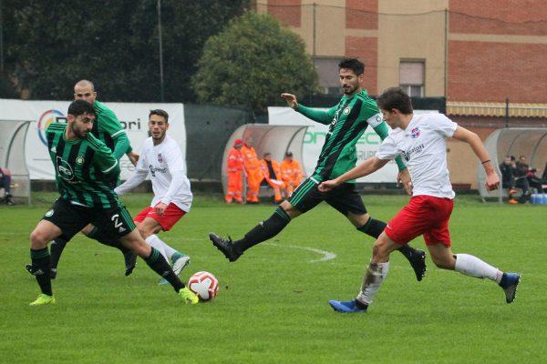 Virtus Ciserano Bergamo-Castellanzese 1-4: le immagini del match