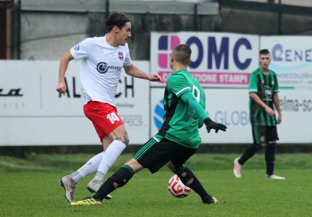 Segui il live del match tra Virtus Ciserano Bergamo e Levico Terme (risultato finale 1-0): Okyere porta in vantaggio i rossoblù