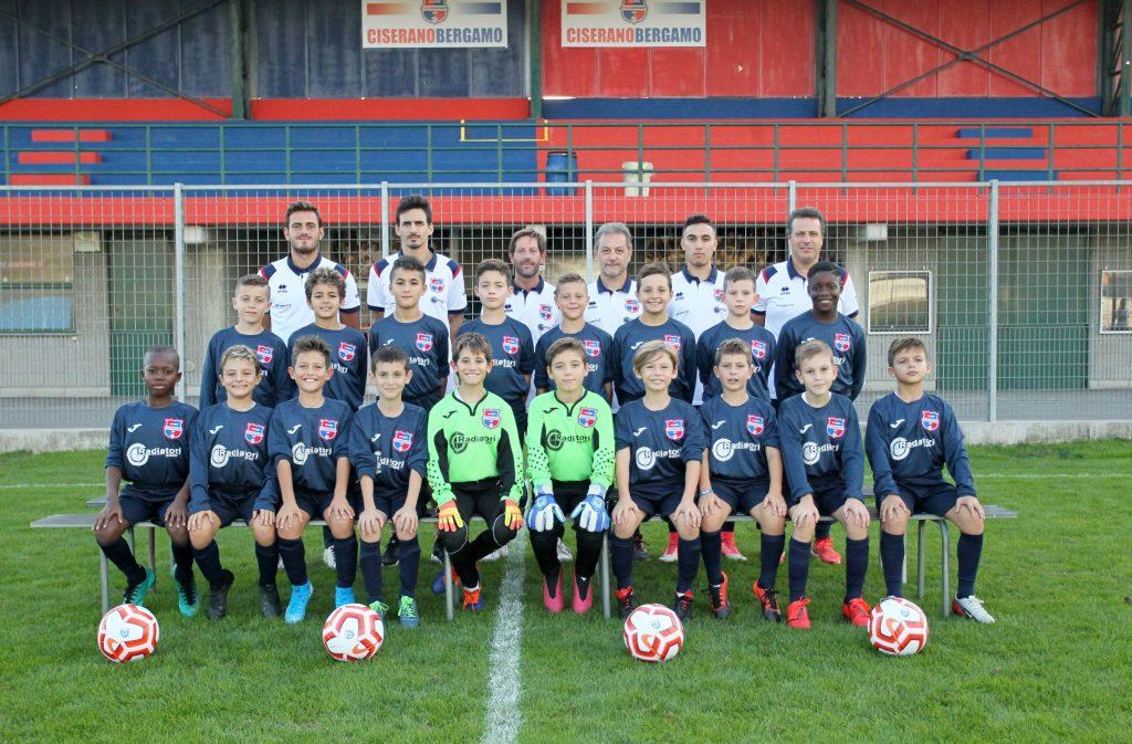 I risultati del settore giovanile Virtus Ciserano Bergamo: agli Esordienti Blu 2010 il Torneo Oro di Mapello