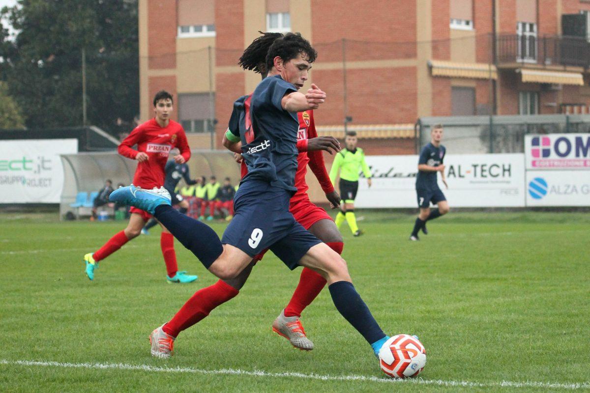 Juniores Nazionale Virtus Ciserano Bergamo – Scanzorosciate 3-2: le immagini del match