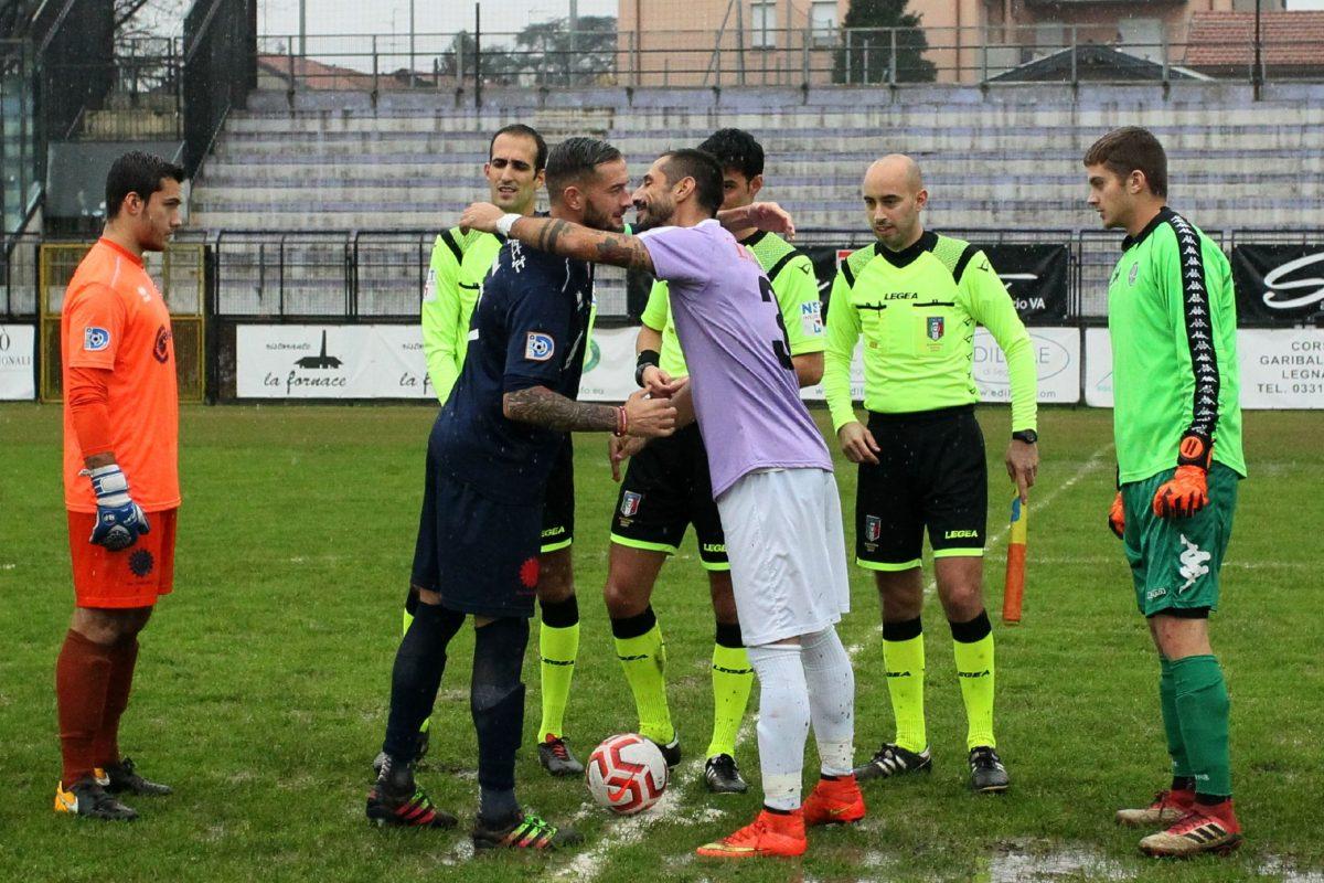 Legnano-Virtus Ciserano Bergamo 2-1: le immagini del match