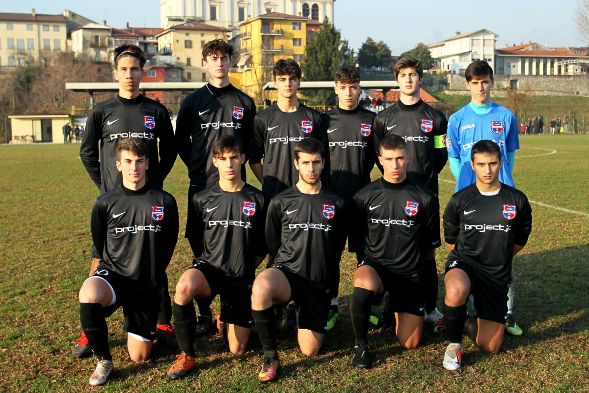 L'Under 17 di mister Guizzetti in campo in casa del Ponte San Pietro (0-0)