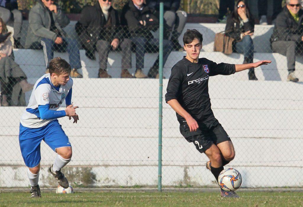 I risultati del settore giovanile Virtus Ciserano Bergamo nel week end del 7-8 dicembre: 2° posto in solitaria per la Juniores Nazionale