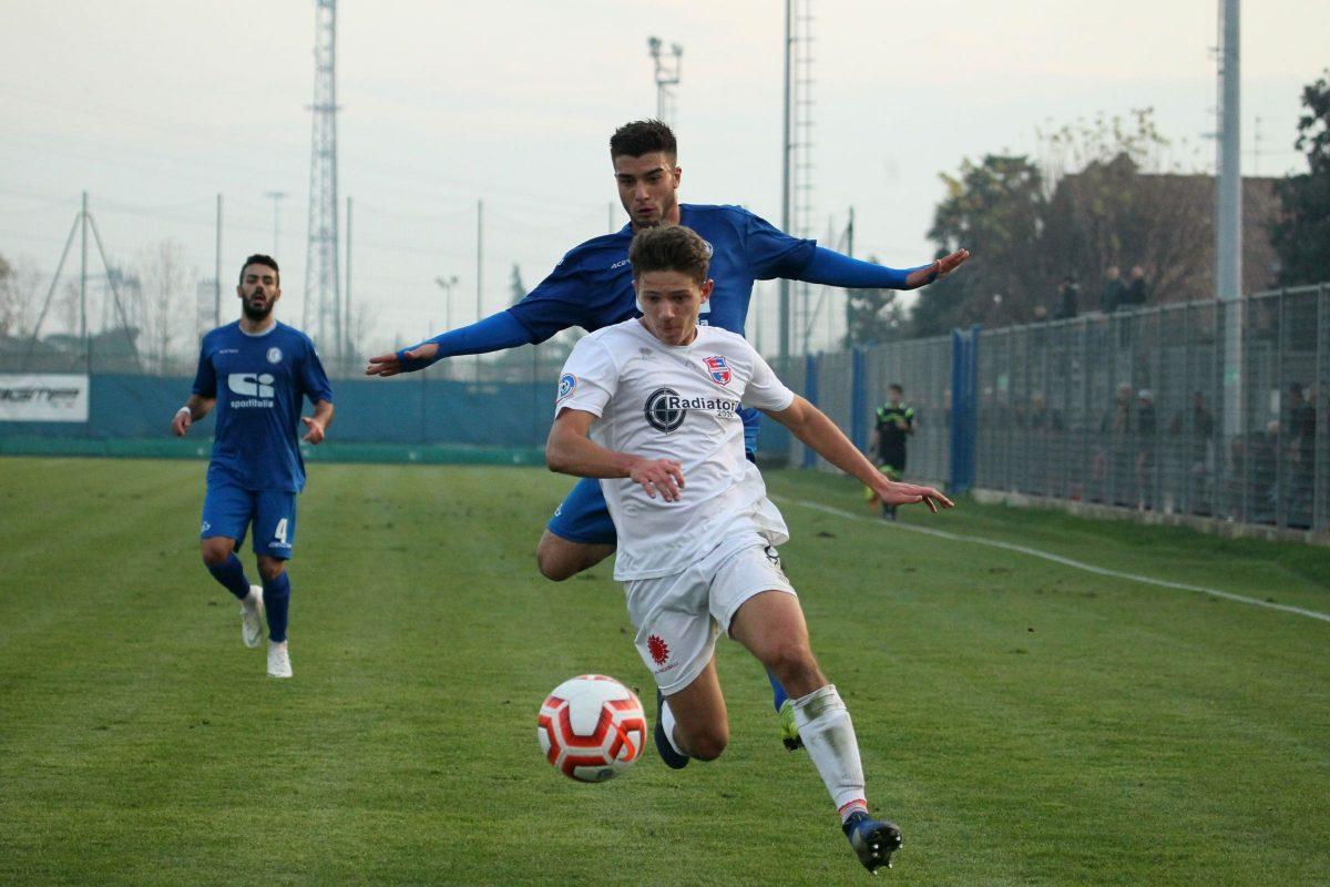 Virtus Ciserano Bergamo-Folgore Caratese 2-2: le immagini del match