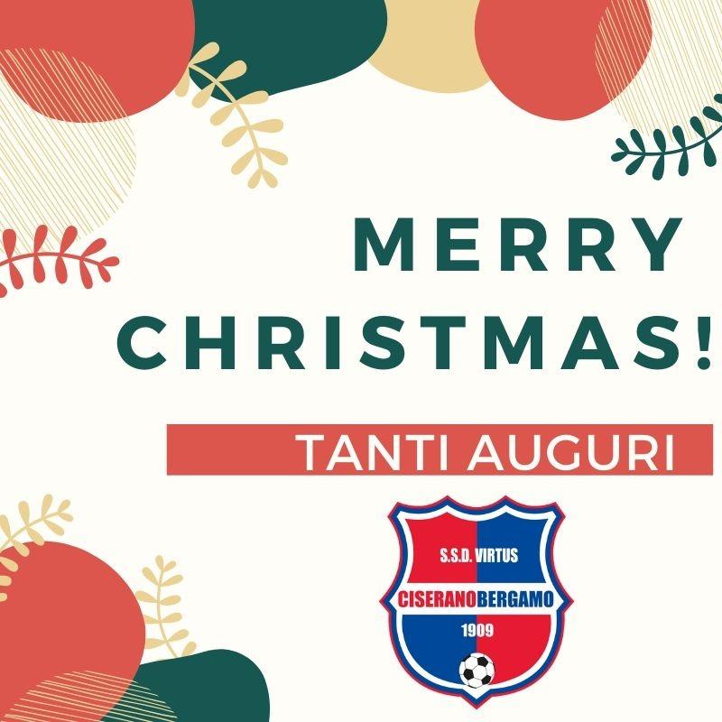 VIDEO – Tanti Auguri di Buon Natale e Felice Anno Nuovo dalla Virtus Ciserano Bergamo