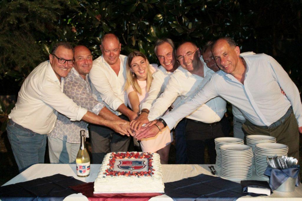 I propositi per il nuovo anno della Virtus Ciserano Bergamo. Il punto del Presidente rossoblù Chiara Foglieni