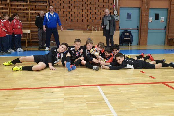 Galleria I risultati del settore giovanile Virtus Ciserano Bergamo nel week end del 25-26 gennaio: 1° Pulcini 2009 Bianchi ad Almenno San Salvatore
