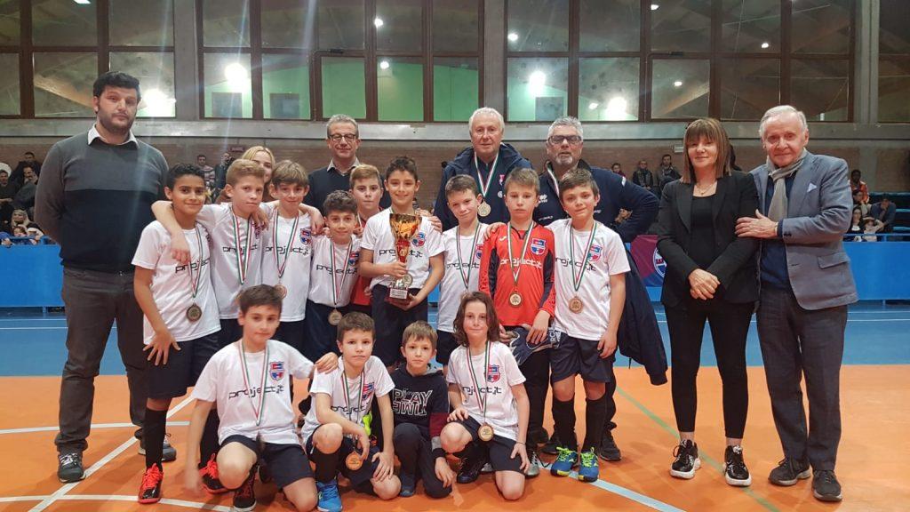 I risultati degli impegni del settore giovanile Virtus Ciserano Bergamo nel week end dell'11-12 gennaio: 3° i Pulcini 2010 Rossi nella Winter Cup Internazionale di Selvino:
