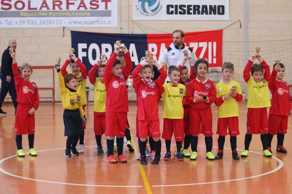 5° Trofeo Radiatori – Winter Cup a Ciserano