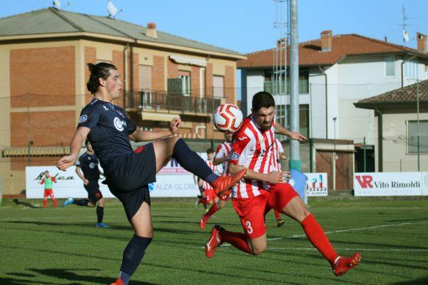 Virtus Ciserano Bergamo-Carvaggio (1-1): le immagini del match