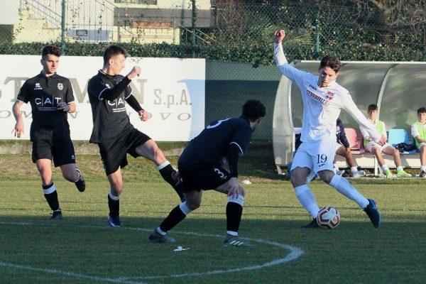 Juniores Nazionale: Virtus Ciserano Bergamo-Crema 1-0