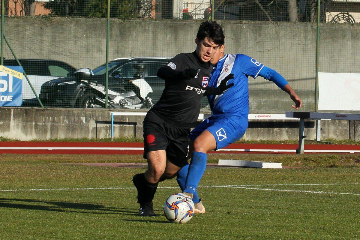 Under 15 Virtus Ciserano Bergamo- Mantova (4-0): le immagini del match