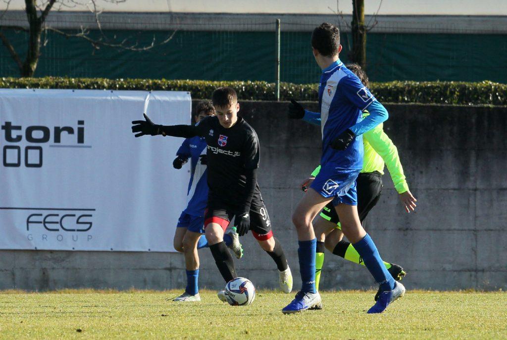 Un altro ragazzo Virtus Ciserano Bergamo alla corte dell'Inter: Gabriele Vedovati è un giocatore nerazzurro