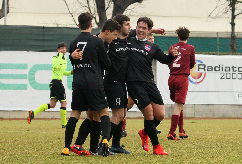 I risultati del settore giovanile nel week end del 15-16 febbraio: gran vittoria dell'Under 17 Elite in casa dello Scanzo