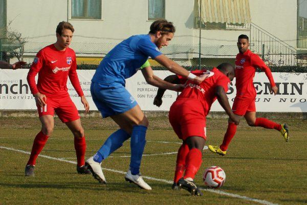 Virtus Ciserano Bergamo-Sondrio (1-1): le immagini del match