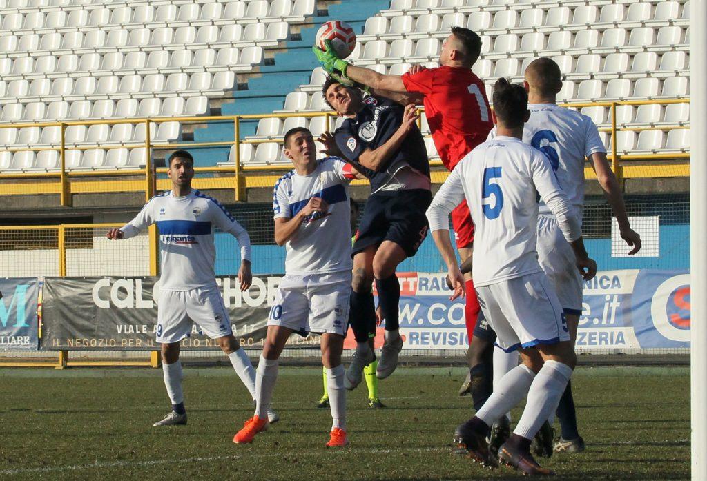 VIDEO- La Virtus Ciserano Bergamo strappa un punto alla capolista Pro Sesto. Due gol annullati ingiustamente ai rossoblù