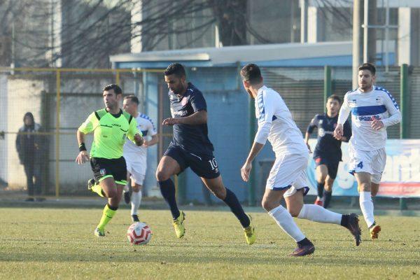 Pro Sesto-Virtus Ciserano Bergamo (1-1): le immagini del match