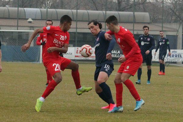 Virtus Ciserano Bergamo – Villa Valle (2-1): le immagini del match