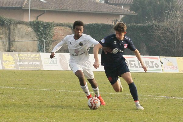 Seregno-Virtus Ciserano Bergamo (2-1): le immagini del match