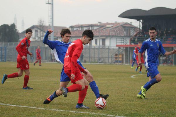 Virtus Ciserano Bergamo-Seregno (2-0): le immagini del match