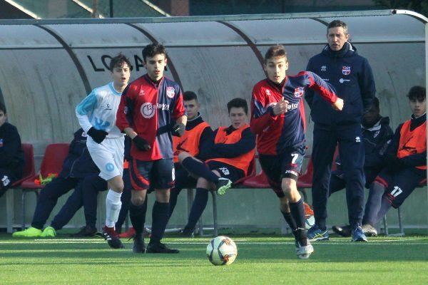 Allievi 2004 Virtus Ciserano Bergamo-Urgnanese (5-1): le immagini del match